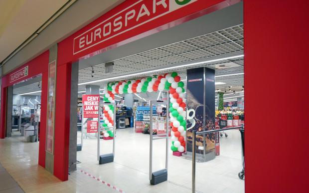 Eurospar zaprasza w godzinach 8:00-21:30.