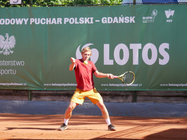 Na kortach Gdańskiej Akademii Tenisowej rozpoczął się cykl Lotos PZT Polish Tour. Inauguracyjny turniej rozgrywany będzie do soboty, 20 czerwca.