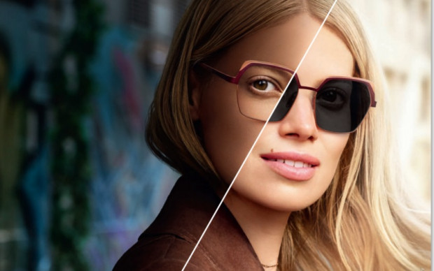 """Specjalne """"adaptujące się"""" soczewki Transitions GEN8 są najczęściej polecanymi przez profesjonalistów soczewkami fotochromowymi na świecie."""