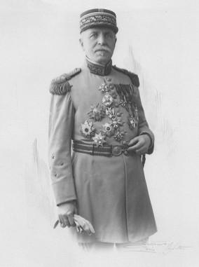 Charles Joseph Dupont - fotografia z 1921 r. ze zbiorów Musée des Etoiles.