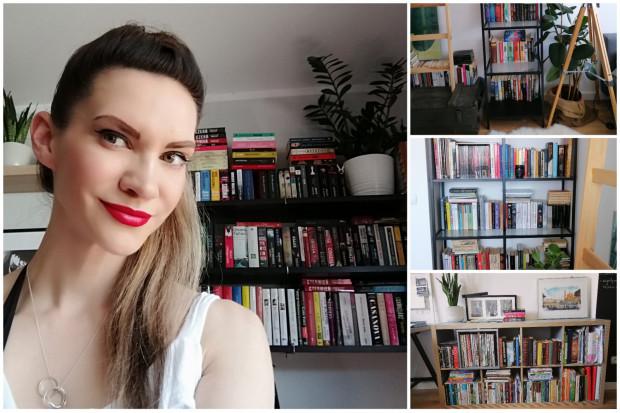 Domowa biblioteczka Małgorzaty Oliwii Sobczak