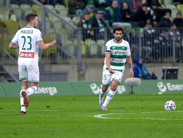 Kenny Saief zapewnił Lechii Gdańsk 3 punkty w Szczecinie, strzelając jedynego gola w meczu z Pogonią.
