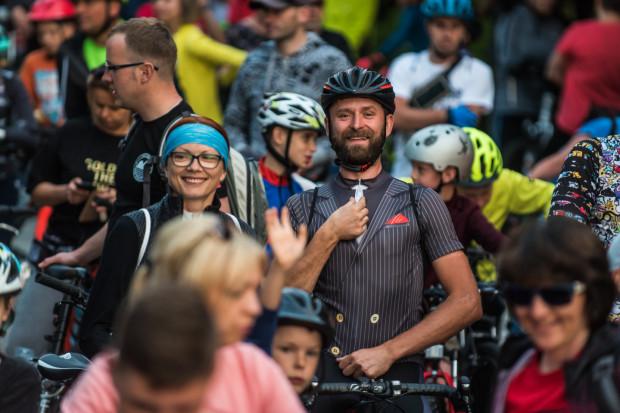 W tym roku nocny przejazd rowerami po Gdyni odbędzie się wyłącznie w formule nieoficjalnej z zachowaniem społecznego dystansu.