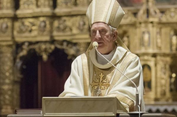 Biskup pelpliński Ryszard Kasyna