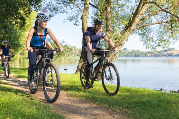 Szlaki rowerowe w Borach Tucholskich to istny raj dla fanów dwóch kółek.