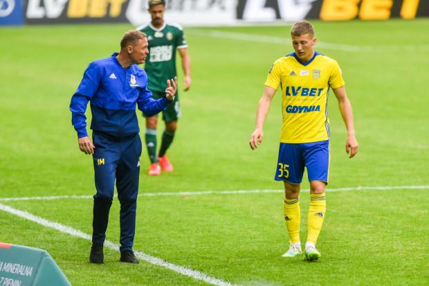 Ireneusz Mamrot liczy, że w meczu Zagłębiem Lubin będzie miał do dyspozycji piłkarzy, którzy przedwcześnie opuścili spotkanie ostatniej kolejki, w tym m.in. Mateusza Młyńskiego.