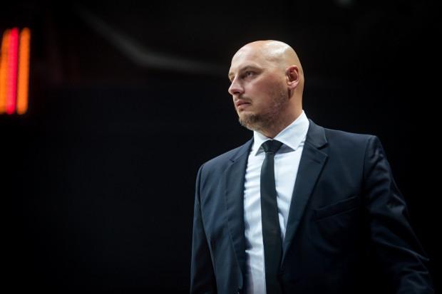 Przemysław Frasunkiewicz spędzi piąty sezon jako trener Asseco Arki Gdynia.