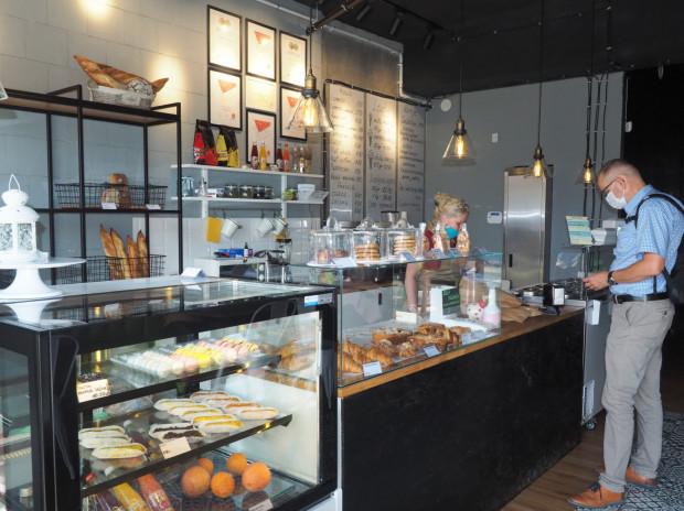 Oprócz rzemieślniczych lodów, w cukierniach Le Delice można skosztować także wypieków inspirowanych francuską sztuką kulinarną.