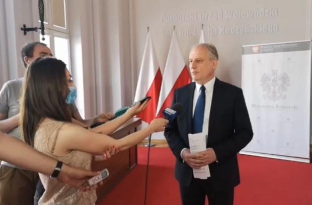 Wojewoda pomorski Dariusz Drelich podał w czwartek wysokość wsparcia dla Gdańska, Gdyni i Sopotu w ramach tarczy samorządowej.