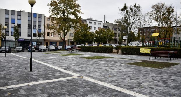 Mieszkańcy chcą także dalszych zmian na pl. Górnośląskim.