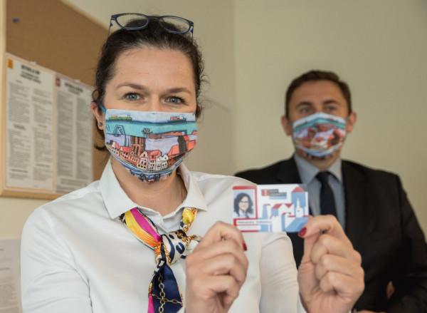 Od 1 września tylko Karta Mieszkańca ze zdjęciem będzie pozwalała na skorzystanie z bezpłatnych przejazdów koleją przy zakupie biletu okresowego.