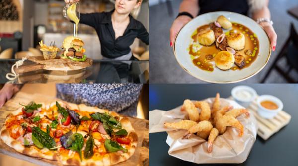 """W ramach cyklu """"Nowe Lokale"""" odwiedziliśmy sześć restauracji. Dzisiaj, w większości prezentujemy dania mięsne, ale znajdą się również propozycje dla wegetarian oraz wegan."""