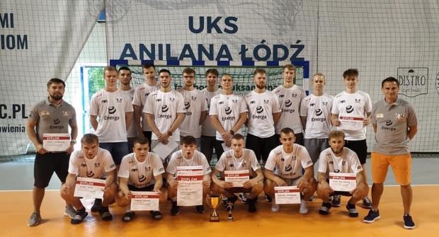Juniorzy Wybrzeża Gdańsk - 4. drużyna mistrzostw Polski 2020.