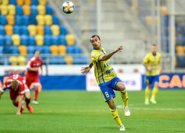 Marcus z dorobkiem 53 goli jest na 4. miejscu piłkarzy z największą liczbą bramek w historii Arki Gdynia, a przed nim mecz nr 200 w żółto-niebieskich barwach.