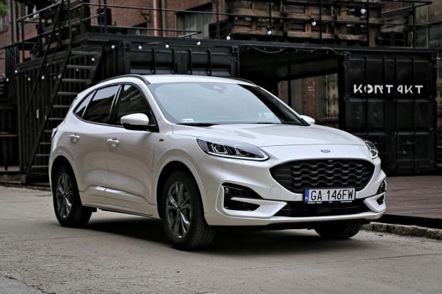 Cennik nowego Forda Kuga startuje od kwoty 104 900 zł.