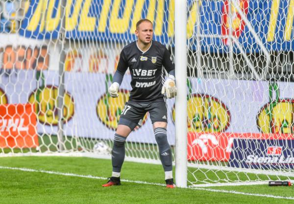 Marcin Staniszewski czekał dwa lata na debiut w ekstraklasie.