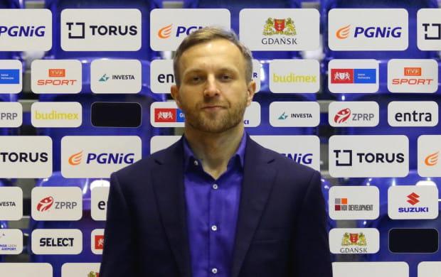 Jacek Pauba został nowym prezesem Torus Wybrzeże Gdańsk.
