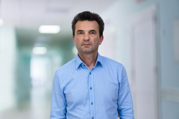 dr n. med. Piotr Wiśniewski, specjalista ortopedii i traumatologii narządu w Carolina Medical Center w Gdańsku