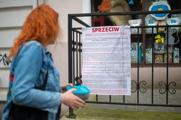 Mieszkańcy Dolnego Wrzeszcza zdecydowali, że nie chcą, by ul. Wajdeloty stała się deptakiem.