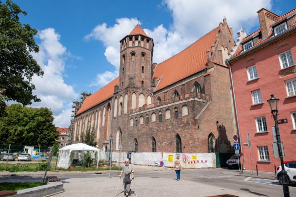 Częściowe otwarcie kościoła św. Mikołaja zostało zaplanowane na drugi weekend sierpnia.