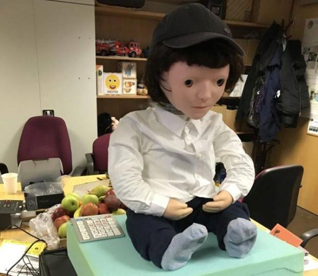 Dzięki specjalnemu robotowi społecznemu terapia dzieci z autyzmem będzie znacznie łatwiejsza.