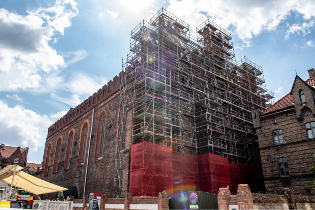 Kościół św. Mikołaja w Gdańska został zamknięty w październiku 2018 r.