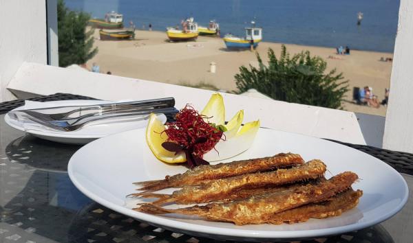 Wysokie rachunki w smażalniach to również efekt coraz mniejszej liczby ryb w Bałtyku.