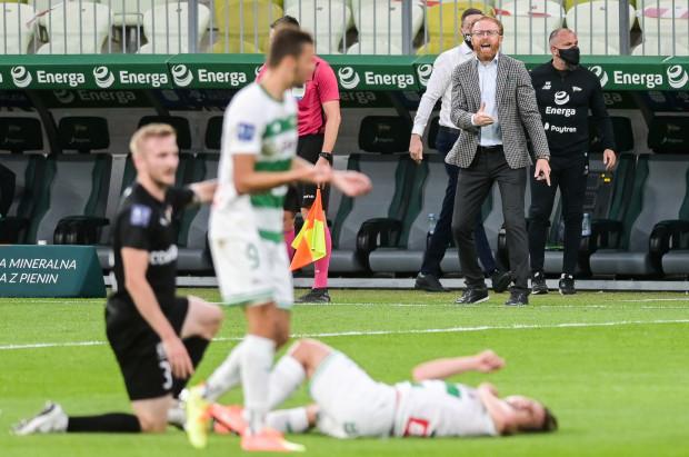 Piotr Stokowiec zapewnia, że mimo porażki z Cracovią, Lechia Gdańsk jest nadal w grze o najwyższe cele.
