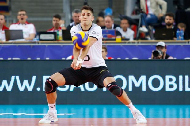 Moritz Reichert ma za sobą ponad 40 występów w reprezentacji Niemiec.