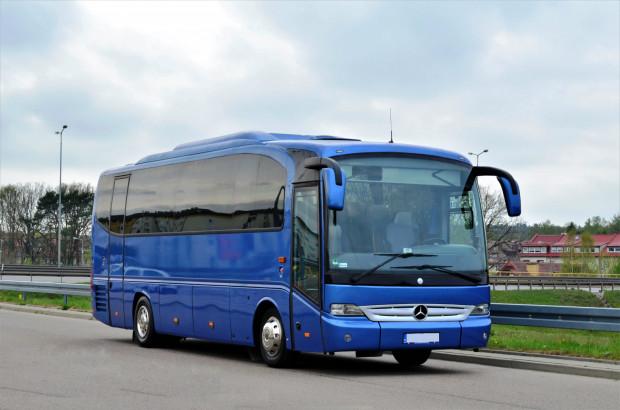 Autokar marki Mercedes Tourino