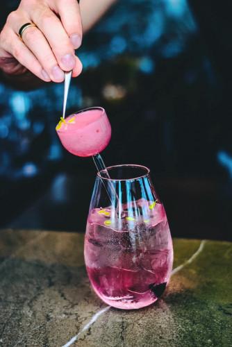 Drinki przygotowywane w Treinta y tres nawiązują do nazw i tradycji ulic Gdańska.