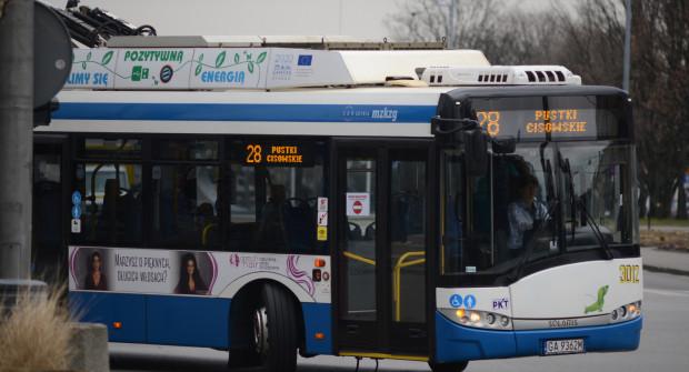 Pięć nowych trolejbusów miało zostać zakupionych w całości ze środków miejskich.
