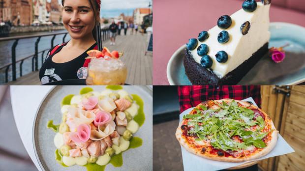 Podczas naszej kulinarnej podróży napiliśmy się aromatycznej kawy, spróbowaliśmy włoskiej pizzy, przyjrzeliśmy się z bliska kuchni amerykańskiej oraz skosztowaliśmy boskich deserów.