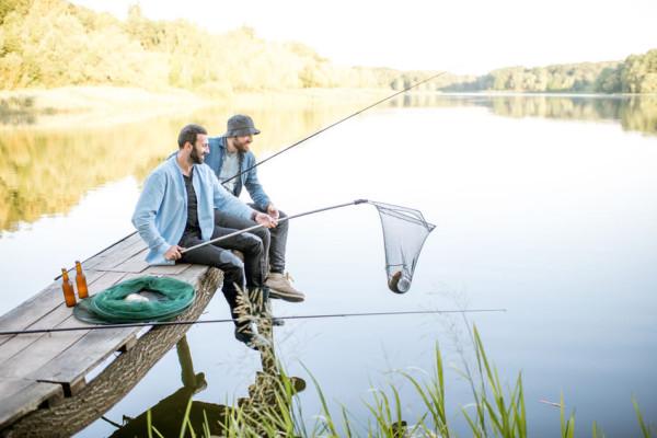Trójmiasto i okolice liczą kilkadziesiąt zbiorników wodnych, w których można łowić ryby.