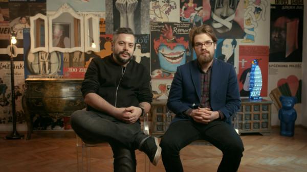 Krystian Kujda (z lewej) i Grzegorz Fortuna zgodnie przyznają, że prace nad tegorocznym Octopusem nie należały do najłatwiejszych. Fani kina gatunkowego i nietuzinkowych filmowych doznań powinni być jednak zadowoleni z programu trzeciej edycji festiwalu.