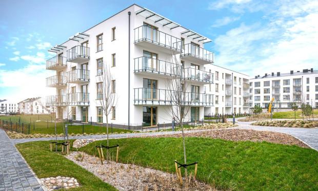 Jednym z atutów Osiedla Beauforta w Pogórzu koło Gdyni są starannie zaaranżowane tereny rekreacyjne i sportowe.