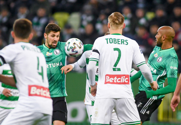 Mecz z Legią Warszawa będzie dla piłkarzy Lechii Gdańsk ostatnim w tym sezonie meczem przed własną publicznością.