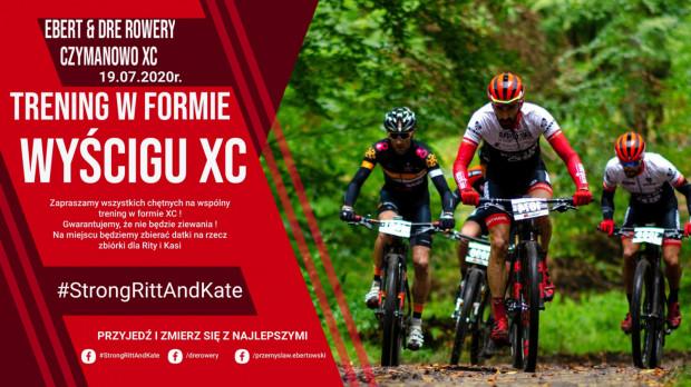 Trening w formie wyścigu XC odbędzie się 19 lipca w Czymanowie.