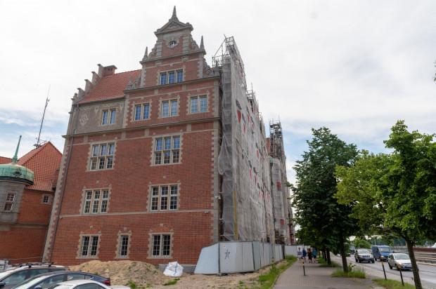 Remont gmachu gdańskiej delegatury ABW powinien zakończyć się do końca 2021 r.