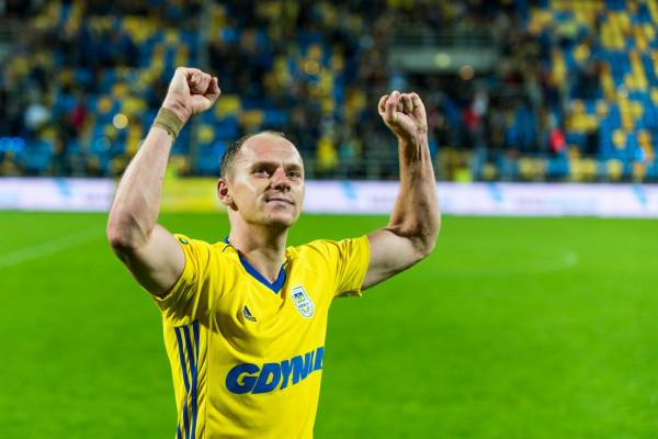 Rafał Siemaszko zostanie na długo zapamiętany przez kibiców Arki Gdynia. To on był bohaterem finału Pucharu Polski w 2017 roku. Przyczynił się również do zdobycia przez żółto-niebieskich Superpucharów Polski w 2017 i 2018 roku.