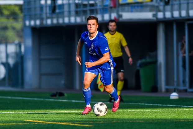 Marcel Stefaniak przed rokiem został wypożyczony z Widzewa Łódź do Bałtyku Gdynia. Tego lata został piłkarzem I-ligowego GKS Tychy na zasadzie transferu definitywnego.