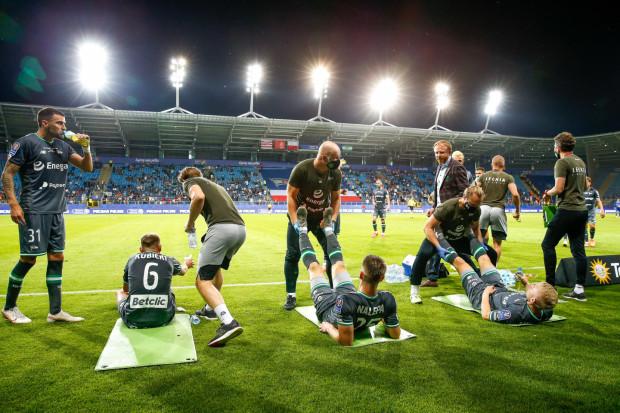 Lechia Gdańsk dwukrotnie obejmowała prowadzenie w finale Totolotek Puchar Polski, ale aby wygrać bez dogrywki zabrakło jej kilku minut. Dlatego zdaniem Piotra Stokowca  jego podopieczni bardziej zasługują na szacunek niż współczucie.