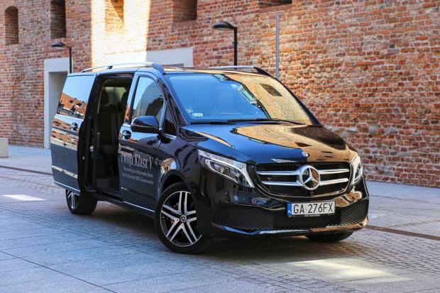 Nowy Mercedes-Benz Klasa V
