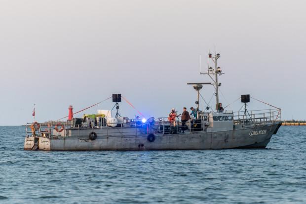 Nowością Fląder Festiwalu była nowa, trzecia scena, która mieściła się na statku Comandor.