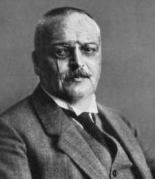 Dr Alois Alzheimer jako pierwszy opisał tę chorobę.