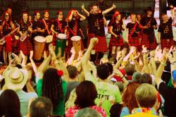 Podczas części muzycznej festiwalu - w sobotę o godz. 22 w klubie Buffet - będzie można zobaczyć m.in. szkocki zespół sambowy Sambayabamba.
