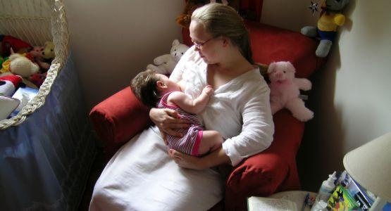 Karmienie naturalne jest najlepsze dla dziecka i dla jego mamy.