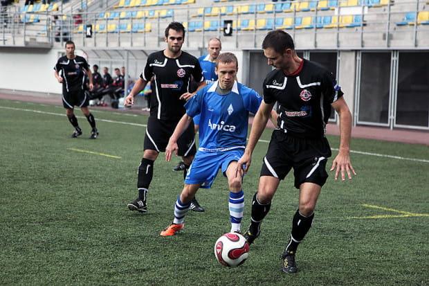 W piątym meczu u siebie w tym sezonie piłkarzy Bałtyku po raz piąty zremisowali.