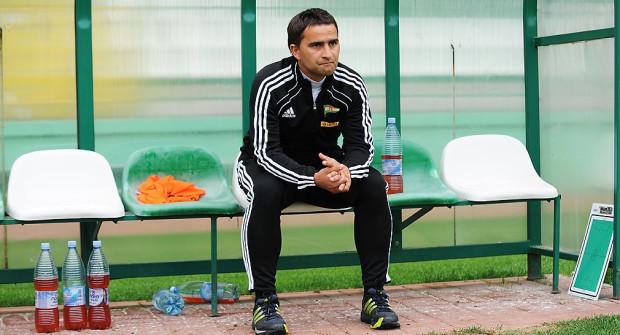 Trener Kafarski postawił głównie na piłkarzy drugiego planu, ale ci nie potrafili III-ligowcy strzelić żadnego gola. Dlatego doszło do sensacji.
