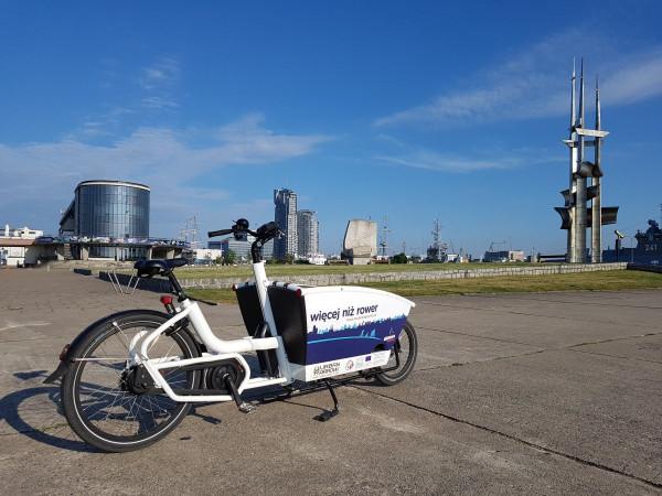 Rower cargo może służyć zarówno do użytku prywatnego, jak i do komercyjnego.